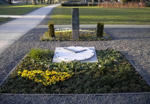 Grabgestaltung LaGa 2013 - LebensZeit